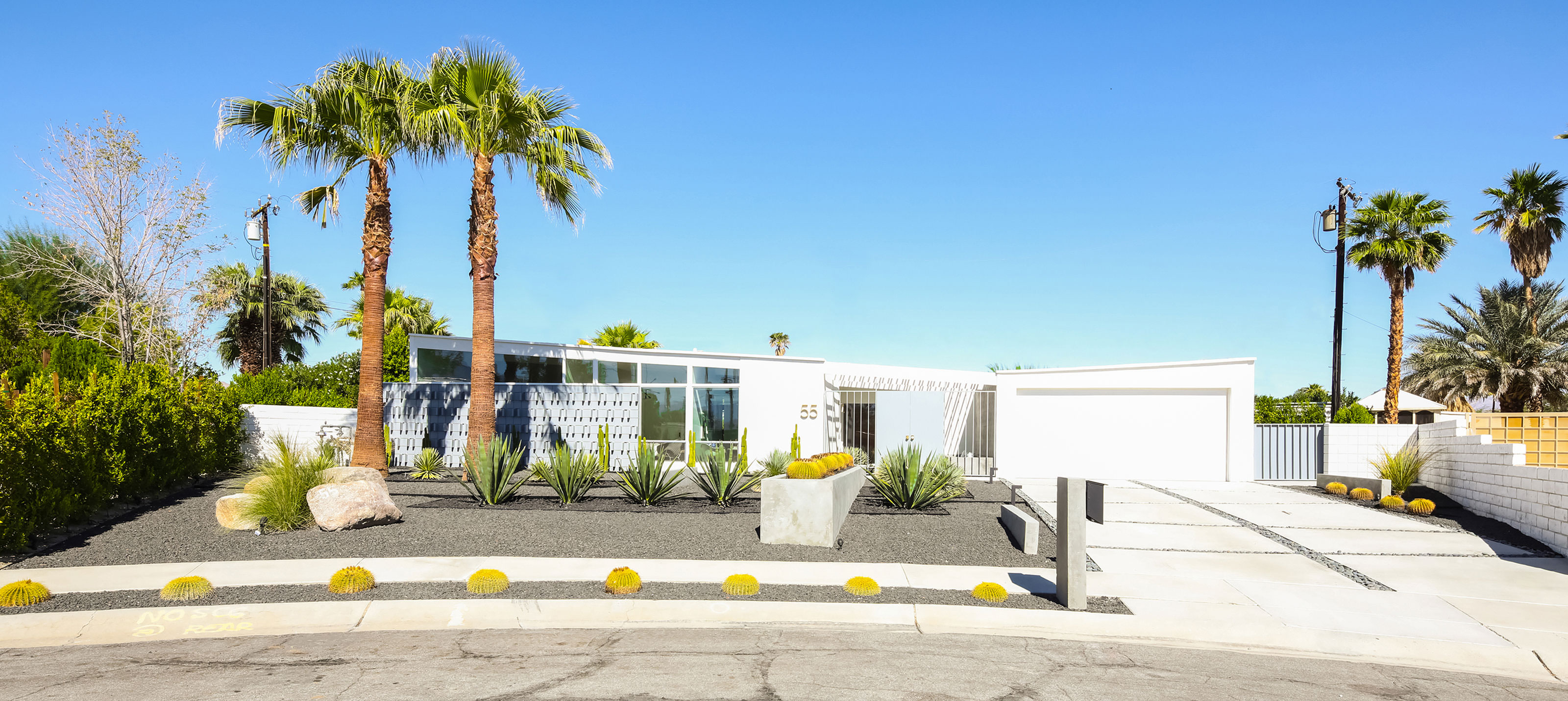 Mid century makeover palm springs michelle boudreau design